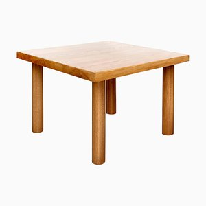 Solid Ash Table by Le Corbusier for Dada Est.