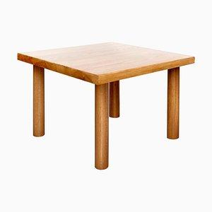 Tavolo in legno di frassino massiccio di Le Corbusier per Dada Est.