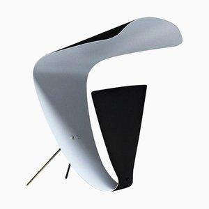 Lámpara de escritorio B201 en negro de Michel Buffet