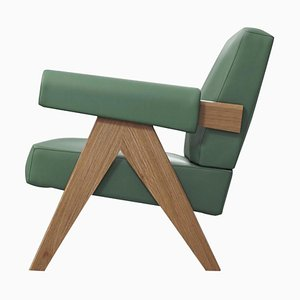 Model 053 Capitol Complex Armchair by Pierre Jeanneret for Cassina
