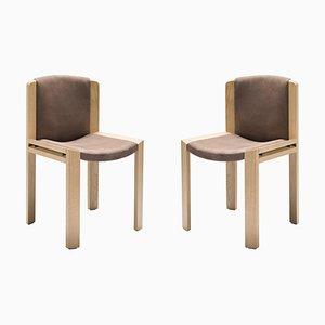 Modell 300 Stühle von Joe Colombo, 2er Set