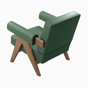 053 Capitol Complex Armchair by Pierre Jeanneret for Cassina