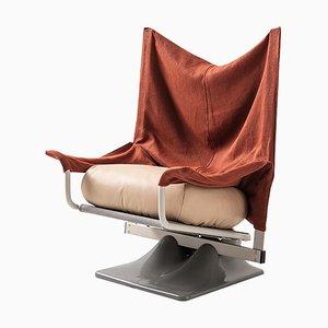 Aeo Stuhl für die Archizoom Gruppe von Paolo Deganello für Cassina