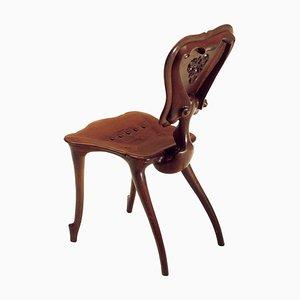 Calvet Stuhl von Antoni Gaudi