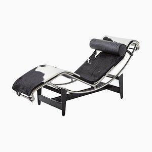 Chaise longue LC4 di Le Corbusier, Pierre Jeanneret e Charlotte Perriand