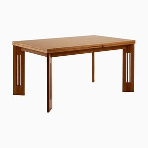320 Berlino Extendable Table by Charles Rennie Mackintosh for Cassina