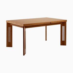 Tavolo 320 Berlino allungabile di Charles Rennie Mackintosh per Cassina