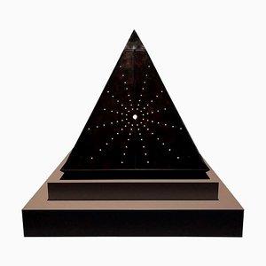 Edizione limitata Starry Pyramid in pelle di Oscar Tusquets
