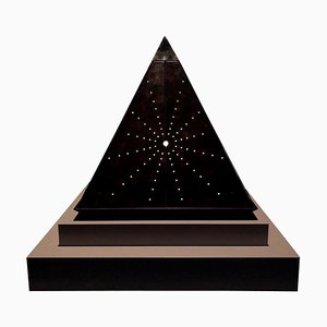 Leather Starry Pyramid Limited Edition by Oscar Tusquets