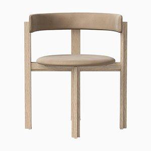 Prinzipieller Holz Esszimmerstuhl von Bodil Kjær
