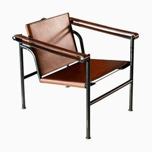 Sedia LC1 di Le Corbusier, Pierre Jeanneret & Charlotte Perriand per Cassina
