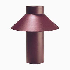 Riscio Tischlampe aus Stahl von Joe Colombo