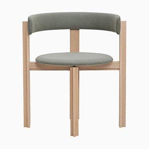 Prinzipieller Esszimmerstuhl aus Holz von Bodil Kjær