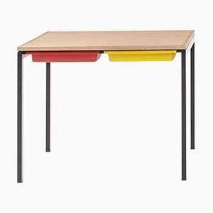 Lc35 House of Brazil Table by Charlotte Perriand for Cassina