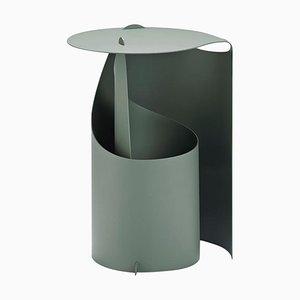 Mesa de centro de acero de Aldo Bakker