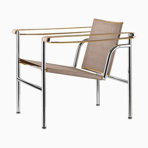 Lc1 Uam Chair 1 by Charlotte Perriand for Cassina