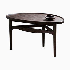 Eye Side Table in Wood by Finn Juhl
