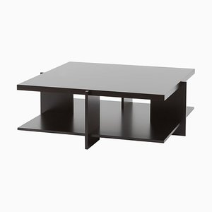Large Lewis Coffee Table by Frank Lloyd Wright for Cassina