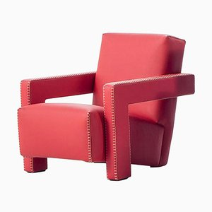 Baby Utrech Armchair by Gerrit Thomas Rietveld for Cassina