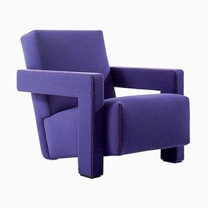 Utrech Armlehnstuhl von Gerrit Thomas Rietveld für Cassina