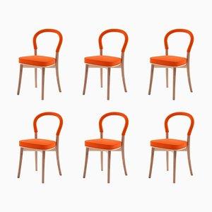501 Göteborg Stühle von Erik Gunnar Asplund für Cassina, 4er Set