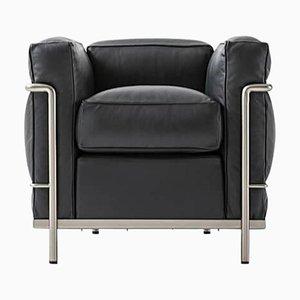 Silla Lc3 Chair Grand Sustainable Comfort de Le Corbusier, Pierre Jeanneret & Charlotte Perriand