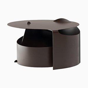 Coffee Table Lounge in Role Steel by Aldo Bakker