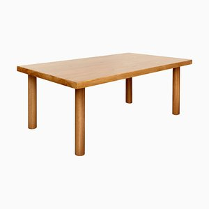 Solid Ash Dining Table by Dada Est.