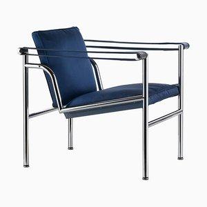 Chaise d'Église Lc1 Villa par Le Corbusier, Pierre Jeanneret & Charlotte Perriand pour Cassina