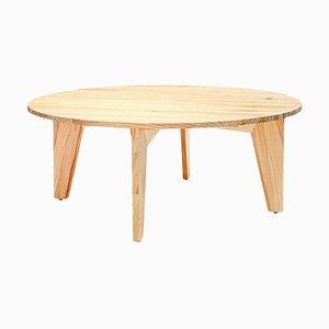 Woody Tisch von Adolfo Abejon