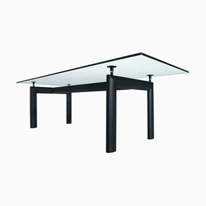 Lc6 Table by Le Corbusier, Pierre Jeanneret & Charlotte Perriand for Cassina