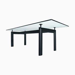 Tavolo LC6 di Le Corbusier, Pierre Jeanneret & Charlotte Perriand per Cassina