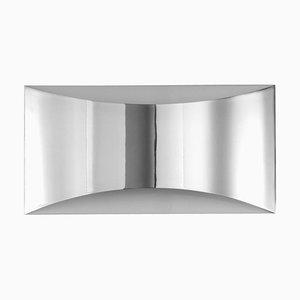 Lámpara de pared Studio 63 Kelly cromada de Oluce