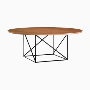 Lc15 Table by Le Corbusier for Cassina