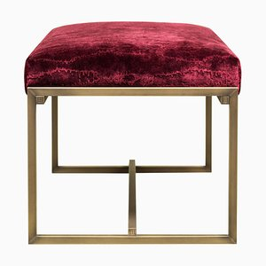 Duet Gb03 Cantabria Upholstered Bench by Peter Ghyczy