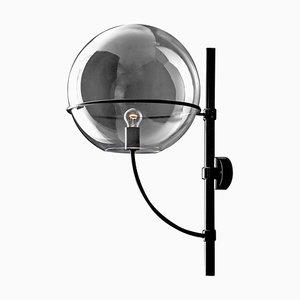 Lámpara de pared para exteriores Lyndon mediana de Vico Magistretti para Oluce
