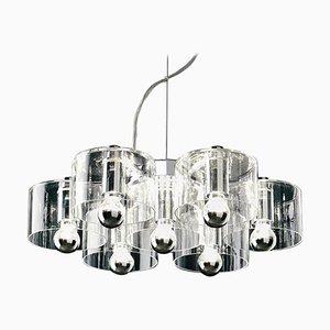 Suspension Lamp Fiore 423 by Martha Laudani and Marco Romanelli for Oluce