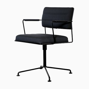 Ht 2012 Time Chair with Black Upholstery by Henrik Tengler