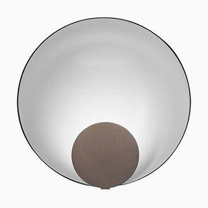 Kleine Siro Tischlampe aus Bronze von Marta Perla für Oluce