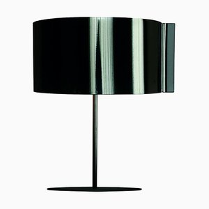 Table Lamp Switch Black by Nendo for Oluce