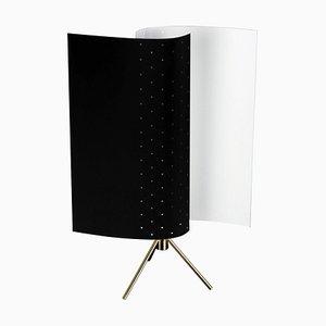 Schwarze B207 Schreibtischlampe von Michel Buffet