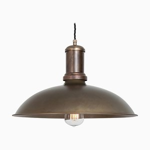 Large Kavaljer Iron Oxide Ceiling Lamp by Sabina Grubbeson for Konsthantverk