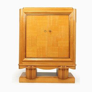 Mueble bar Art Déco de sicómoro