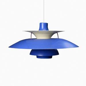 Lampe à Suspension, Modèle Ph5, par Poul Henningsen pour Louis Poulsen, 1958