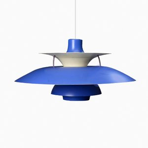 Ph5 Pendant Lamp by Poul Henningsen for Louis Poulsen, 1958