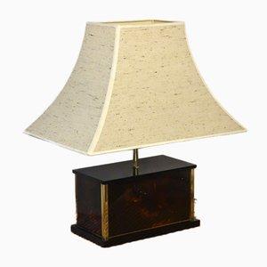 Vintage Pagoda Lamp in Plexiglass, France, 1970s