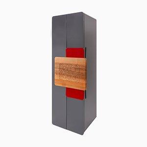 Mobiletto All Aid della collezione Ainu di SoShiro, 2020