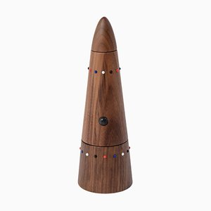 Pok Collection Pepper Grinder in Walnut from SoShiro, 2019