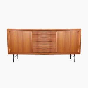 Mid-Century Danish Teak Sideboard with Drawers from Dyrlund