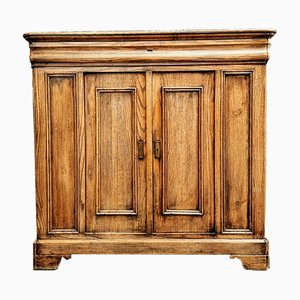 Antique Oak Bread Cabinet or Sideboard